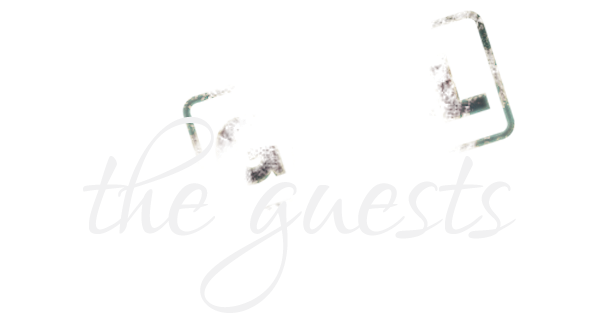 Grill the Guests Reception & Party Game